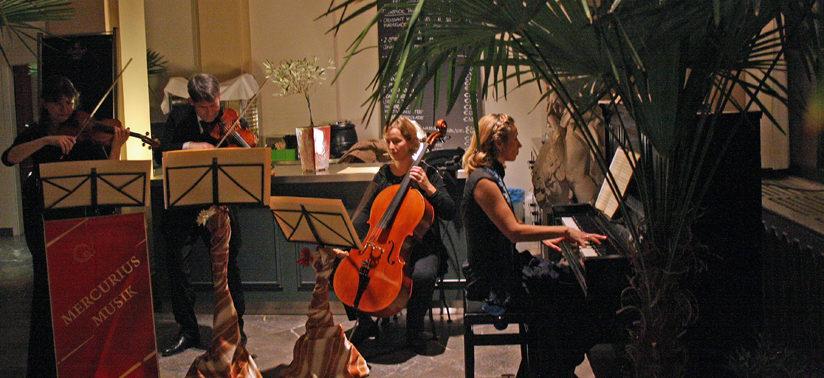 Exklusives klassisches Konzert